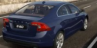 2013 Volvo S60, Back View., exterior, manufacturer