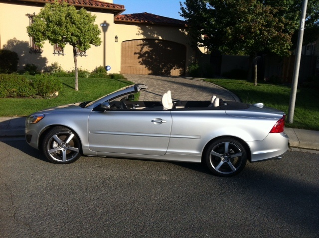 Picture of 2012 Volvo C70 T5 Platinum, exterior