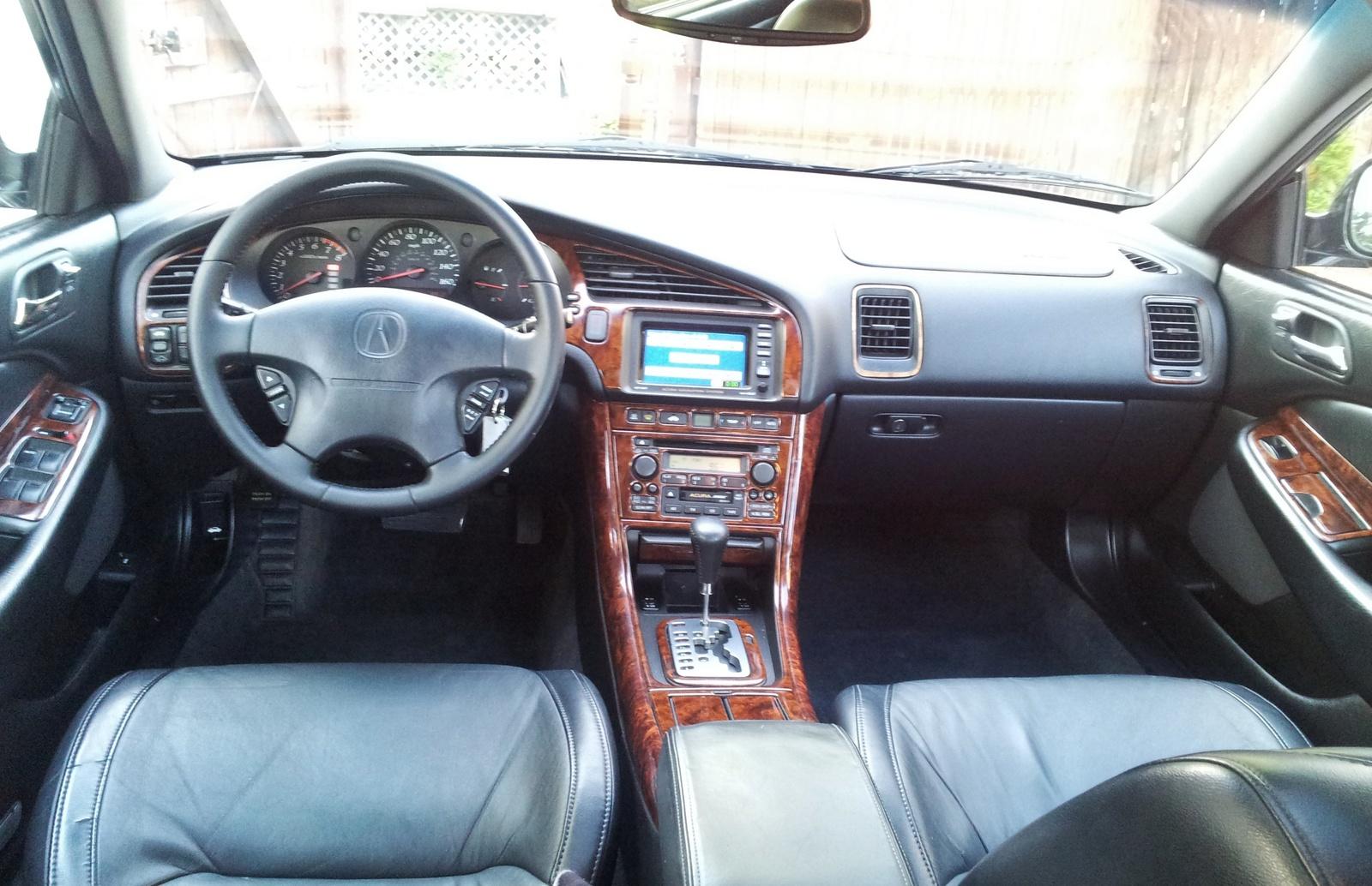 Acura Tl Sedan Pic on 2002 Acura Tl