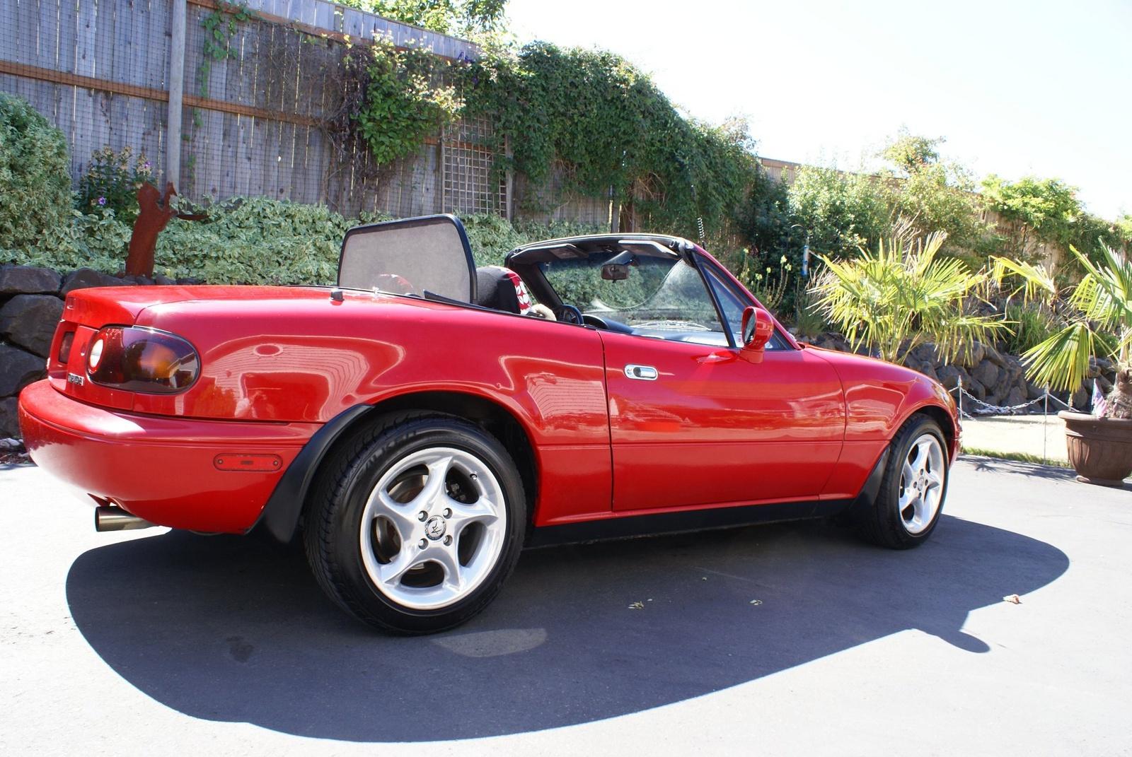 service manual  1996 mazda miata mx 5 engine workshop 1997 Mazda Miata 1996 Mazda Miata Custom