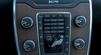 2013 Volvo XC70, Controls., interior, manufacturer