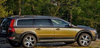 2013 Volvo XC70, Side View., exterior, manufacturer