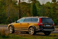2013 Volvo XC70, Back quarter view., manufacturer, exterior