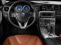 2013 Volvo S60, Front Seat copyright AOL Autos., manufacturer, interior