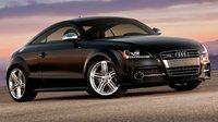 2012 Audi TTS, Front quarter view, exterior, manufacturer