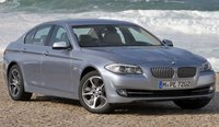 2012 BMW ActiveHybrid 5 Overview