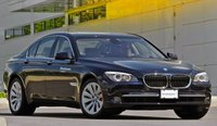 2012 BMW ActiveHybrid 7 Overview