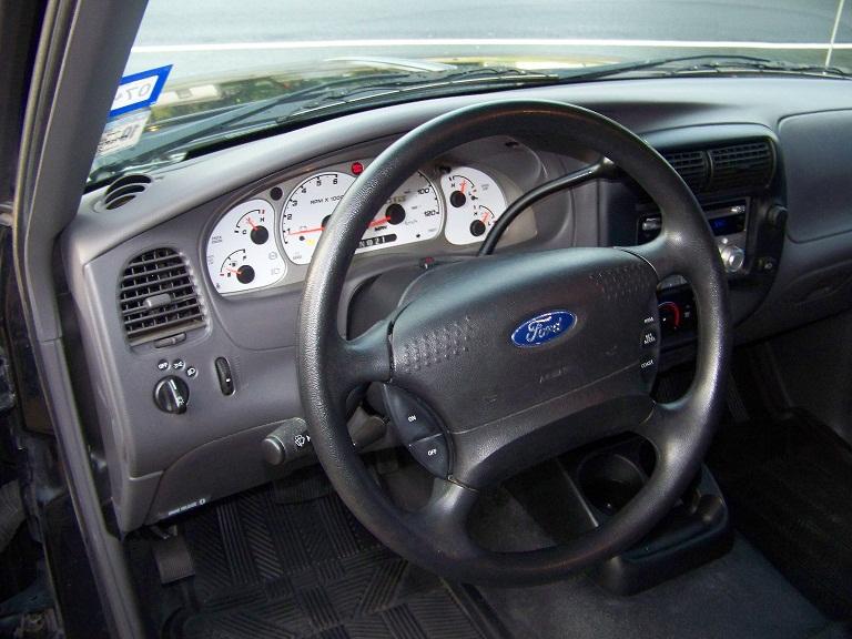 Ford Ranger Dr Tremor Extended Cab Sb Pic
