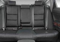 2012 Honda Crosstour, Back Seat., interior, manufacturer