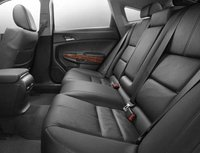 2012 Honda Crosstour, Back Seat., interior, manufacturer