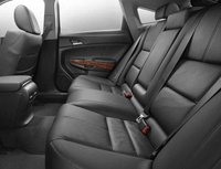 2012 Honda Crosstour, Back Seat., manufacturer, interior