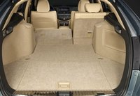 2012 Honda Crosstour, Trunk., interior, manufacturer