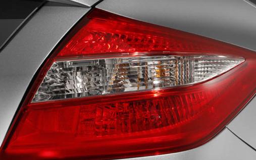 2012 Honda Crosstour, Tail Light., exterior, manufacturer