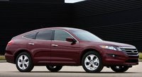 2012 Honda Crosstour, Side View., manufacturer, exterior