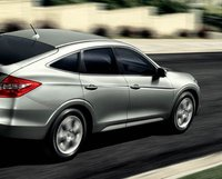 2012 Honda Crosstour, Back quarter view., exterior, manufacturer