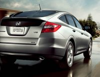 2012 Honda Crosstour, Back quarter view., manufacturer, exterior