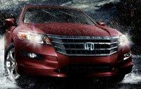 2012 Honda Crosstour, Front quarter view., exterior, manufacturer