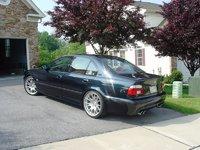 2001 BMW 5 Series 525i, My beamer 2001 525I, exterior