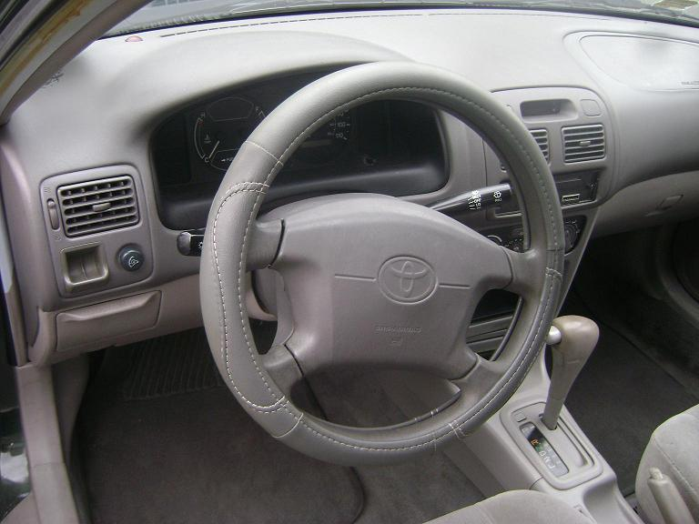 2001 Toyota Corolla Interior Pictures Cargurus