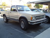 1993 Chevrolet S-10 2 Dr STD 4WD Standard Cab SB picture, exterior