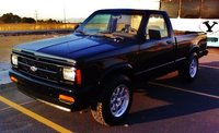 Picture of 1993 Chevrolet S-10 2 Dr STD 4WD Standard Cab SB, exterior