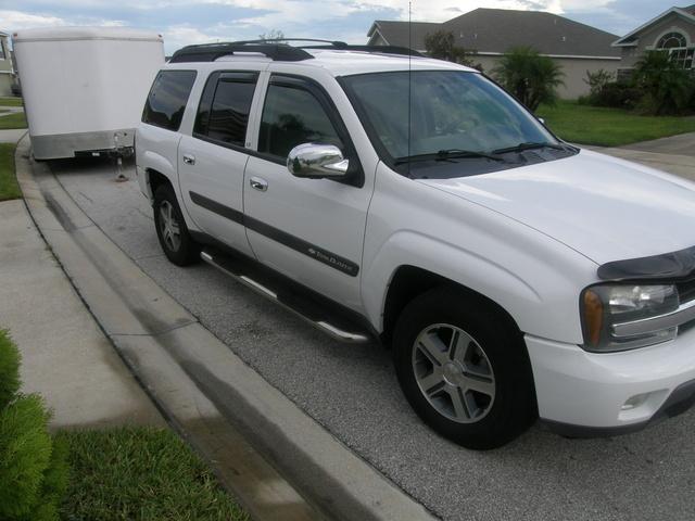 Picture of 2004 Chevrolet TrailBlazer EXT LS SUV, exterior