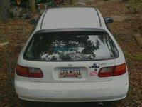 Picture of 1993 Honda Civic CX Hatchback