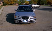 Picture of 2005 Hyundai Elantra GT Hatchback, exterior, gallery_worthy