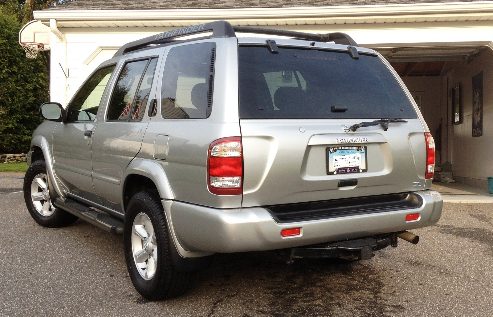 2012 Nissan Pathfinder Reviews >> 2004 Nissan Pathfinder - Pictures - CarGurus