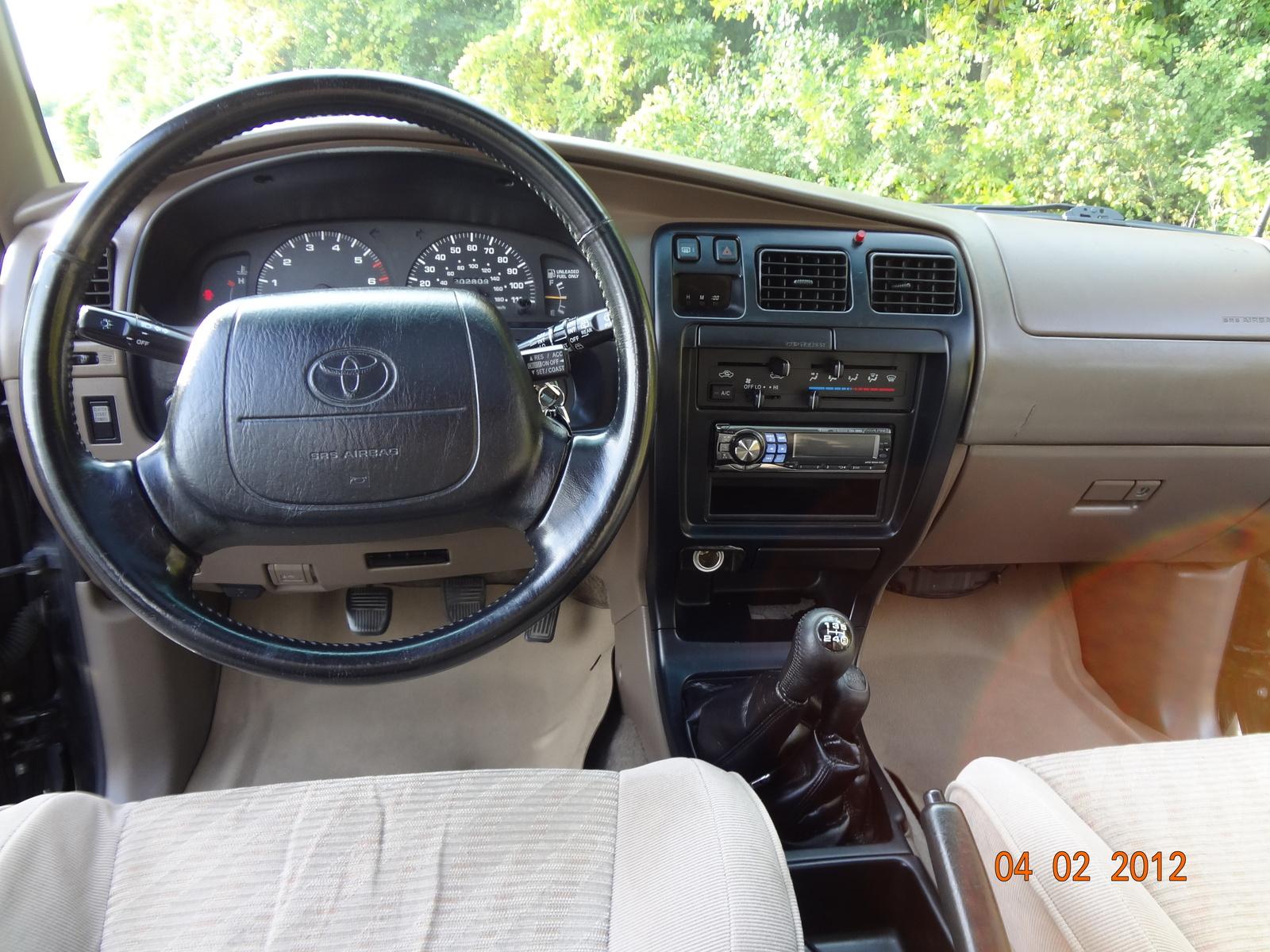 1997 Toyota 4runner Pictures Cargurus