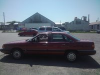 1985 Audi 5000 Overview