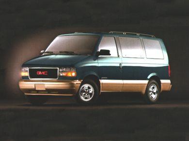 Picture of 1998 GMC Safari 3 Dr SLE AWD Passenger Van Extended