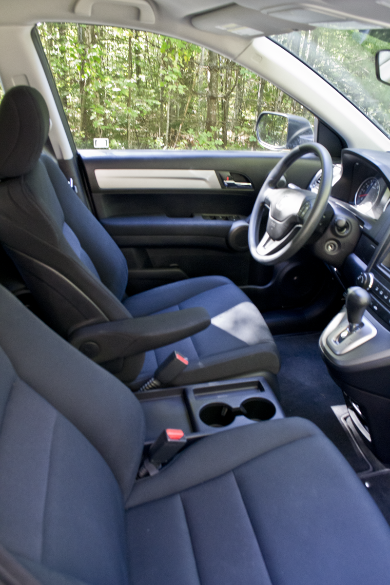 Picture of 2010 Honda CR-V LX, interior