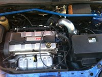 Picture of 2002 Ford Focus SVT 2 Dr STD Hatchback, engine