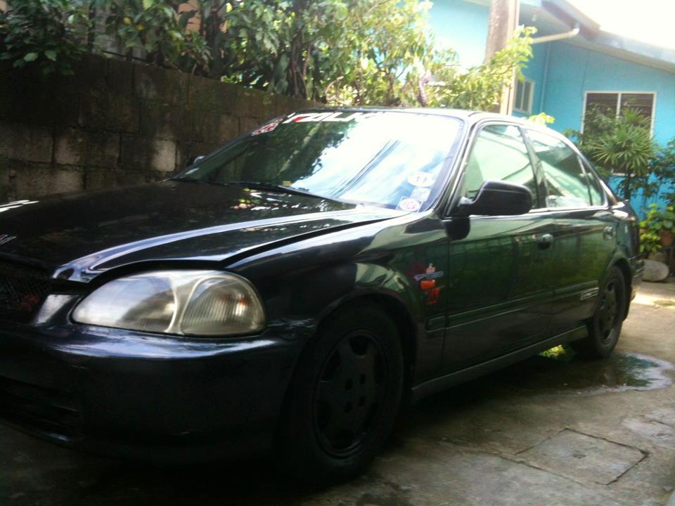 Picture of 1996 Honda Civic EX, exterior