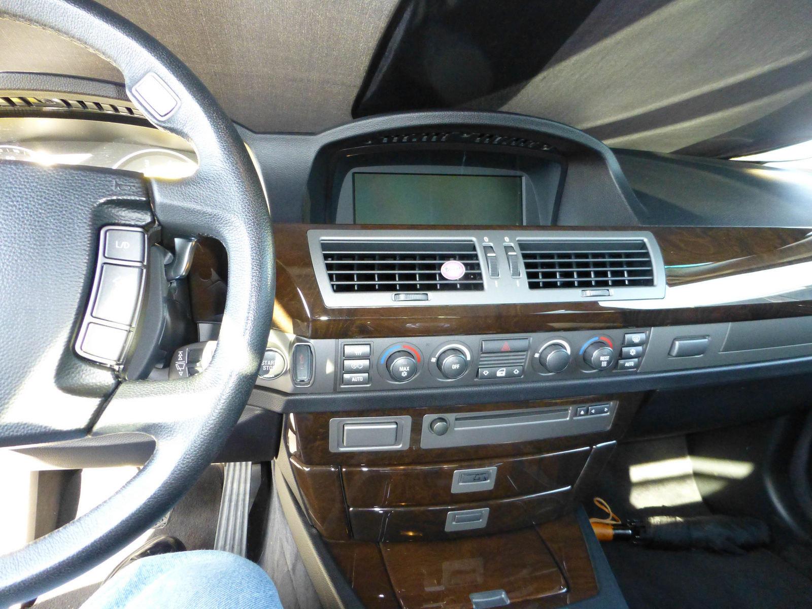 2002 Bmw 7 Series Interior Pictures Cargurus