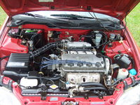 Picture of 1995 Honda Civic Coupe, engine