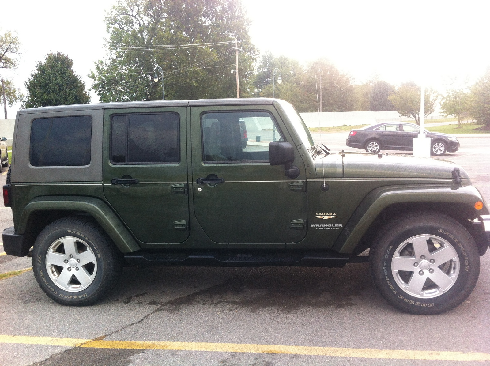 picture of 2007 jeep wrangler unlimited sahara. Cars Review. Best American Auto & Cars Review