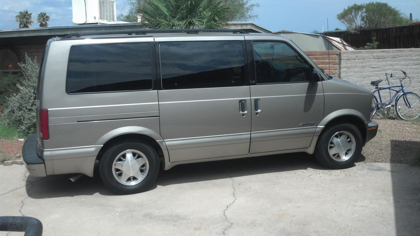 Chevrolet Astro Dr Ls Passenger Van Extended Pic