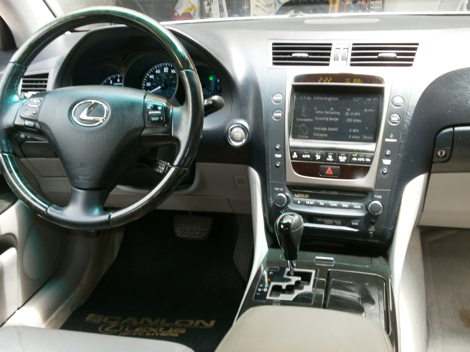 2006 lexus gs300 awd car review image gallery 2006 lexus. Black Bedroom Furniture Sets. Home Design Ideas