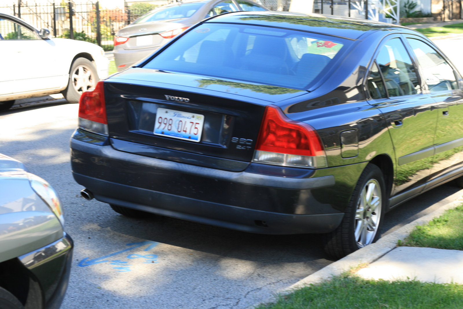 2002 Volvo S60 - Pictures