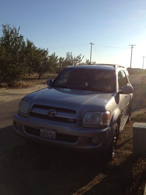 Picture of 2008 Toyota Sequoia SR5 5.7L, exterior