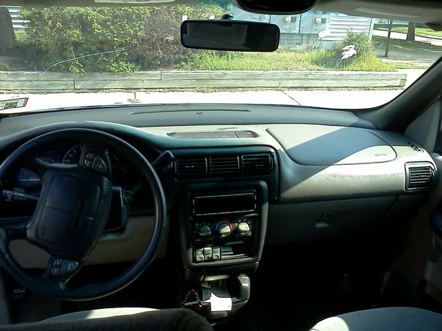 Picture of 1998 Pontiac Trans Sport 4 Dr STD Passenger Van Extended, interior, gallery_worthy