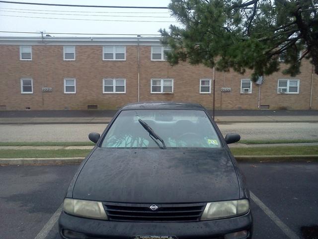 1997 Nissan Altima GXE, RUN REALLY GOOD, exterior