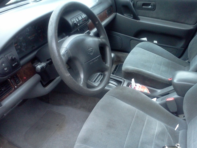 1997 Nissan Altima GXE, SAVE GAS, interior, gallery_worthy