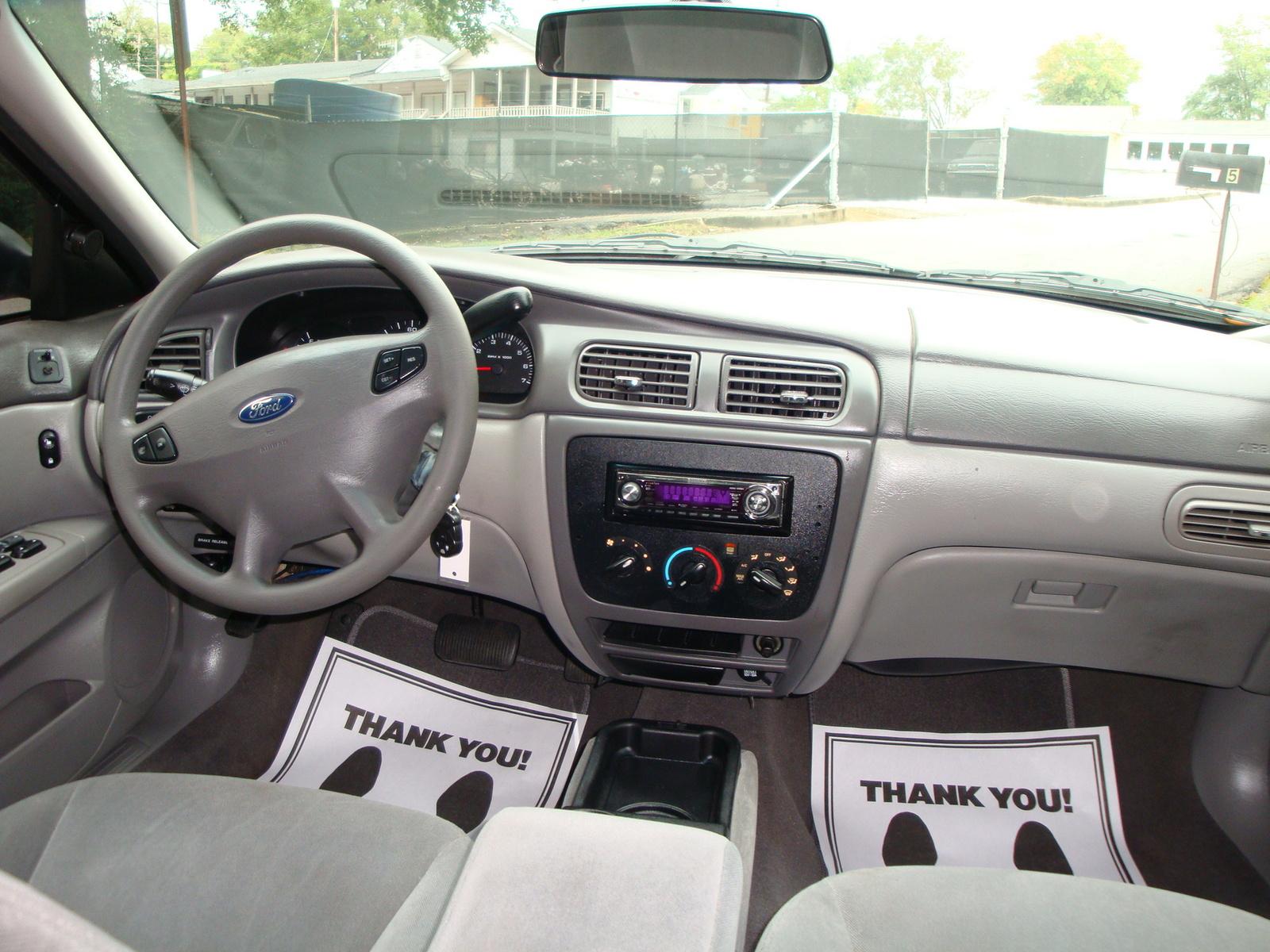 2003 Ford Taurus Consumer Reviews Edmunds.html   Autos Weblog