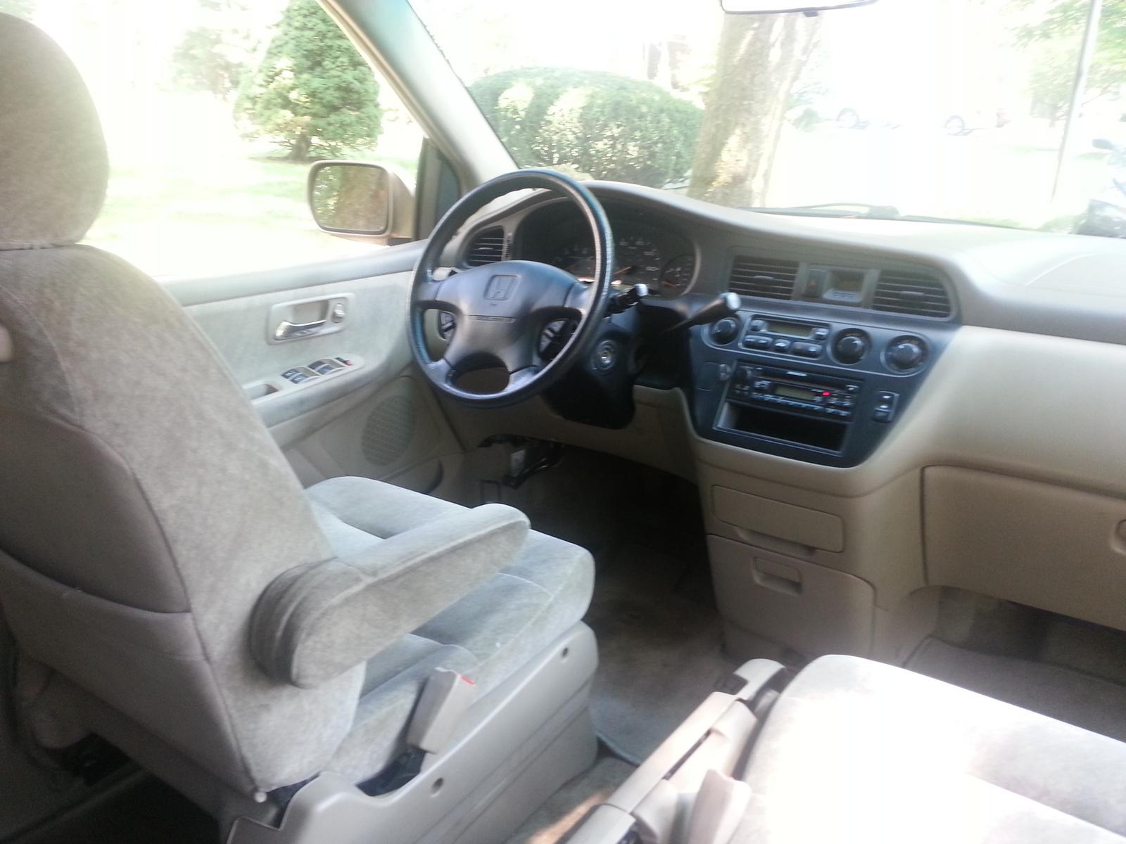 2000 Honda Odyssey Interior Pictures Cargurus