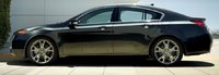 2013 Acura TL, Side View., exterior, manufacturer
