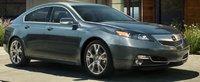2013 Acura TL, Front quarter view., exterior, manufacturer