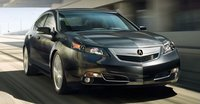 2013 Acura TL, Front View., exterior, manufacturer